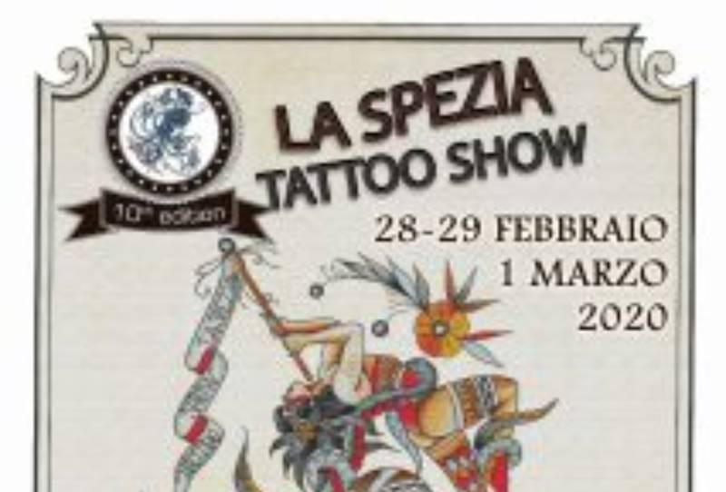LA SPEZIA TATTOO SHOW 2020