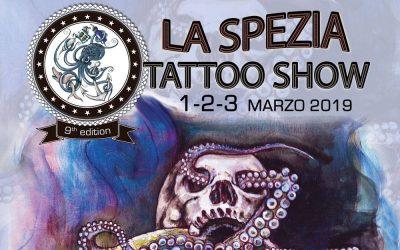 LA SPEZIA TATTOO SHOW 2019