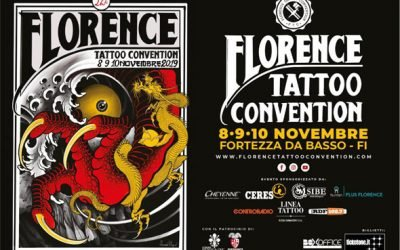 FLORENCE TATTOO CONVENTION 2019
