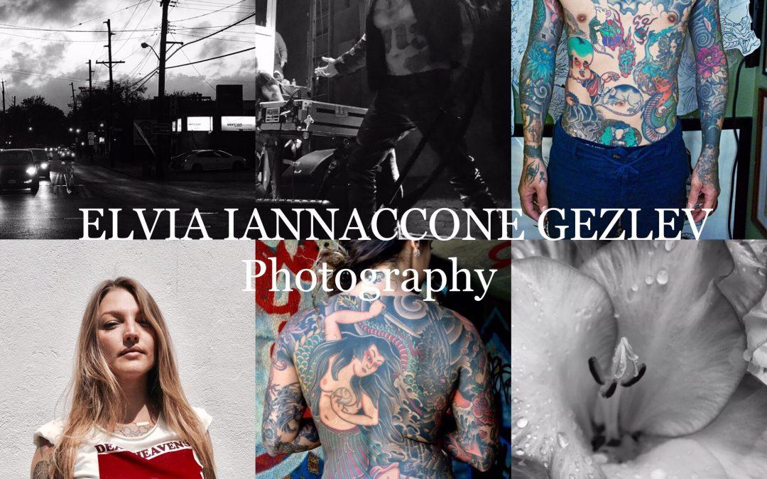 TAT2 TALK: ELVIA IANNACCONE-FOTOGRAFIA e TATUAGGI